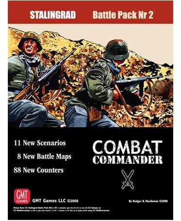 Combat Commander - Combat Pack 2 - Stalingrad