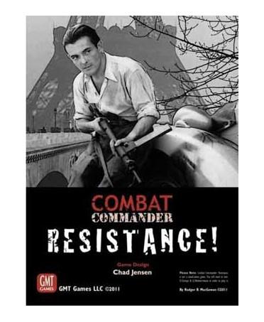 Combat commander - Resistance
