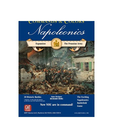 Command and Colors - Napoleonics - The Prussian Army (Expansion - VO)