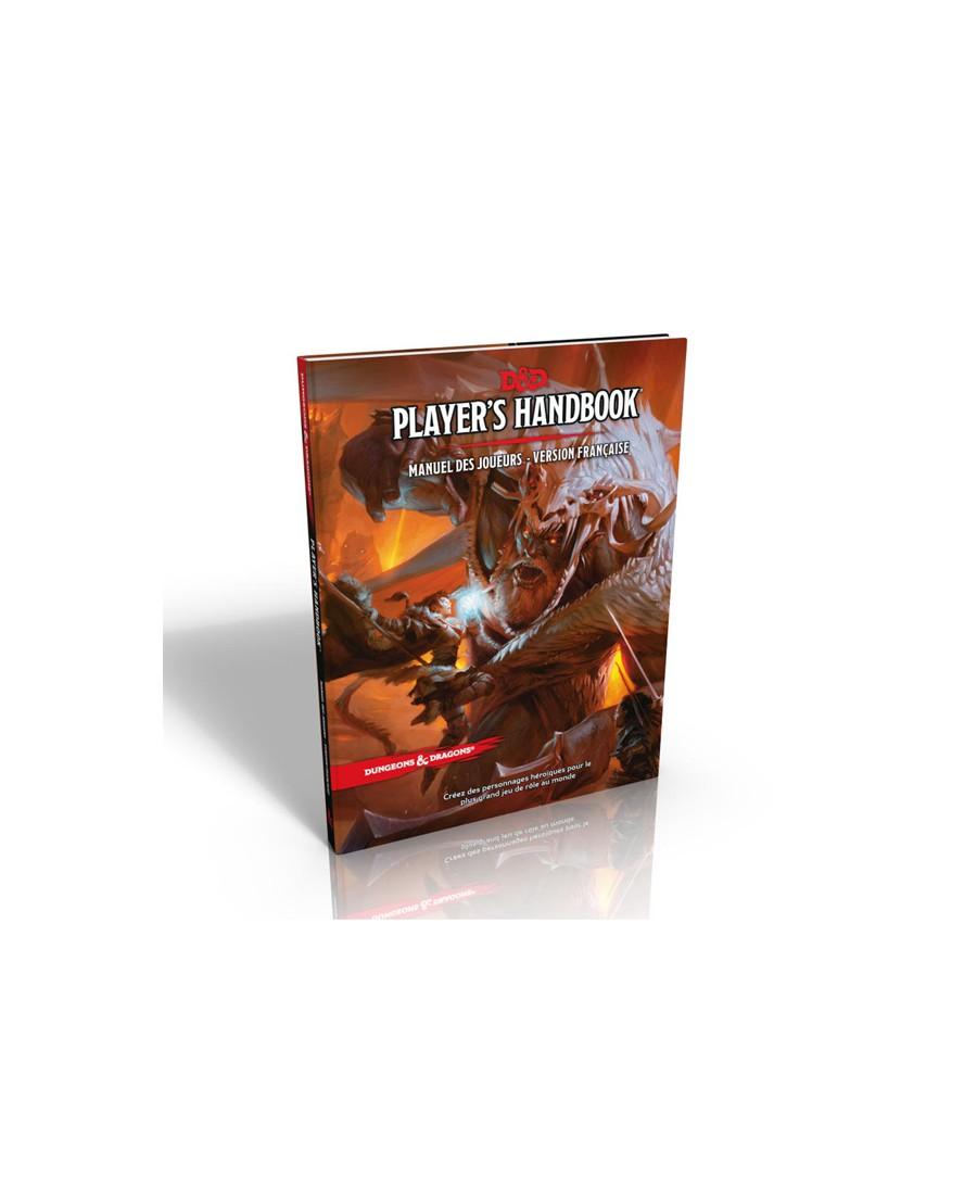 D&D 5 : Le Manuel des joueurs - version française