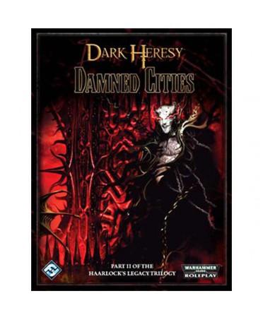 Dark Heresy RPG: Haarlock's Legacy Volume 2-Damned Cities