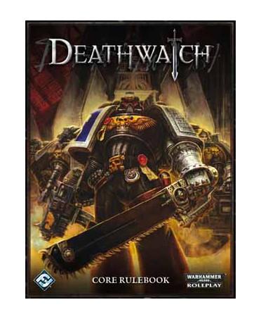 Deathwatch - Core Rulebook