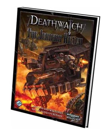Deathwatch - The Jericho Reach