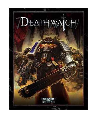 Deathwatch: Livre de base jeu de rôle Warhammer 40k