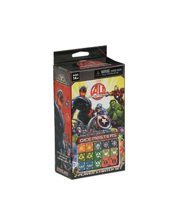 Dice Masters - Age of Ultron - Starter Set (vo)