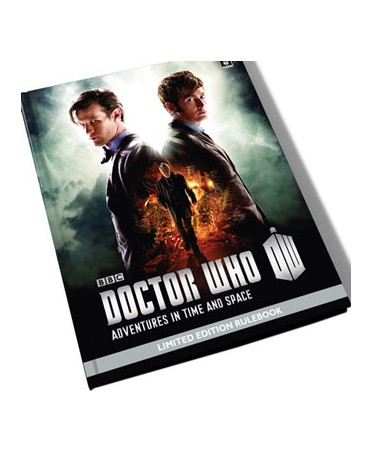 Doctor Who - Adventures In Time And Space (Jeu de Rôle) VO