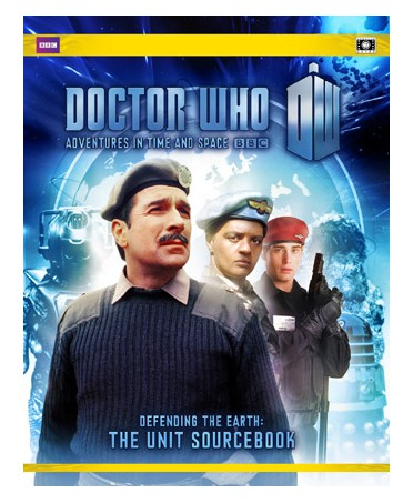 Dr. Who - Defending the Earth