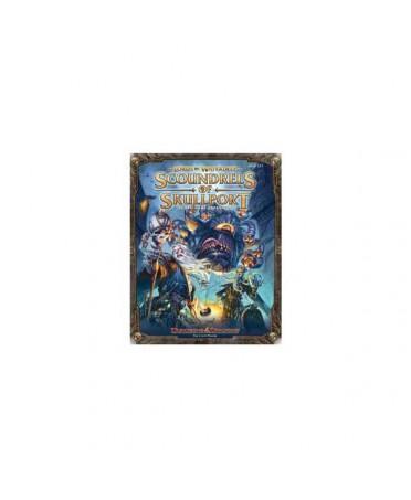 Dungeons Dragons: Lords of Waterdeep - Scoundrels of Skullport