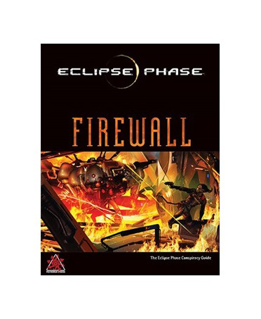 Eclipse Phase - Firewall (VO)