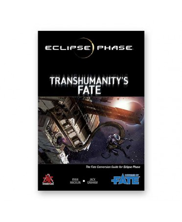 Eclipse Phase - Transhumanity's fate (VO)