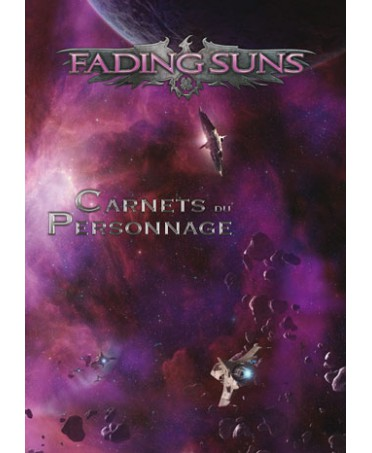 Fading Sun - Carnets du Personnage
