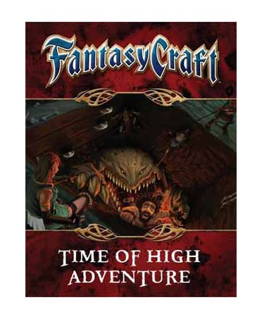 Fantasy Craft - Time of High Adventure