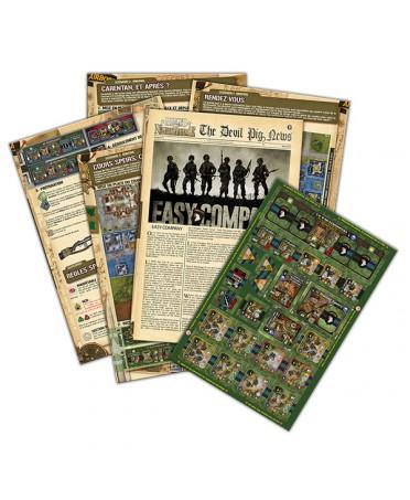 Heroes Of Normandie : Gazette 3 easy company