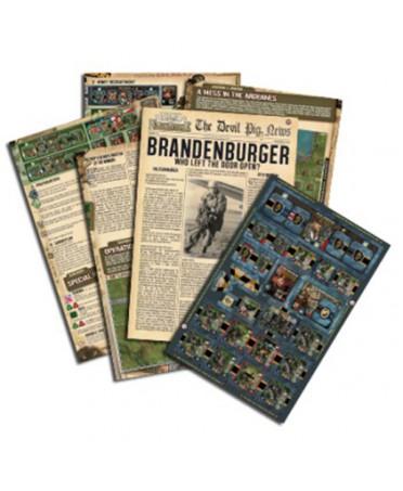 Heroes Of Normandie : Gazette 4 Brandenburger