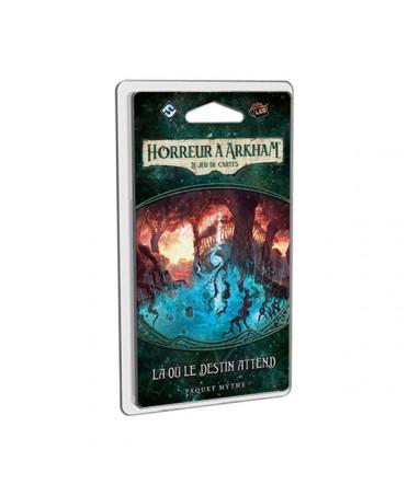 Horreur à Arkham : La ou le destin attend