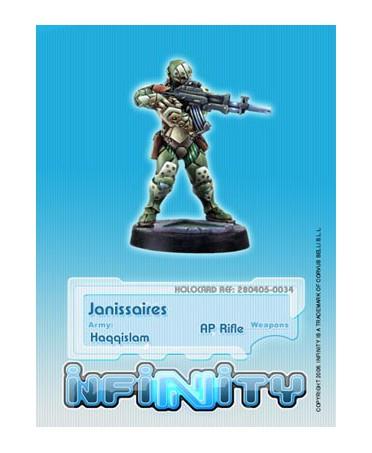 Janissaire (ap Rifle)