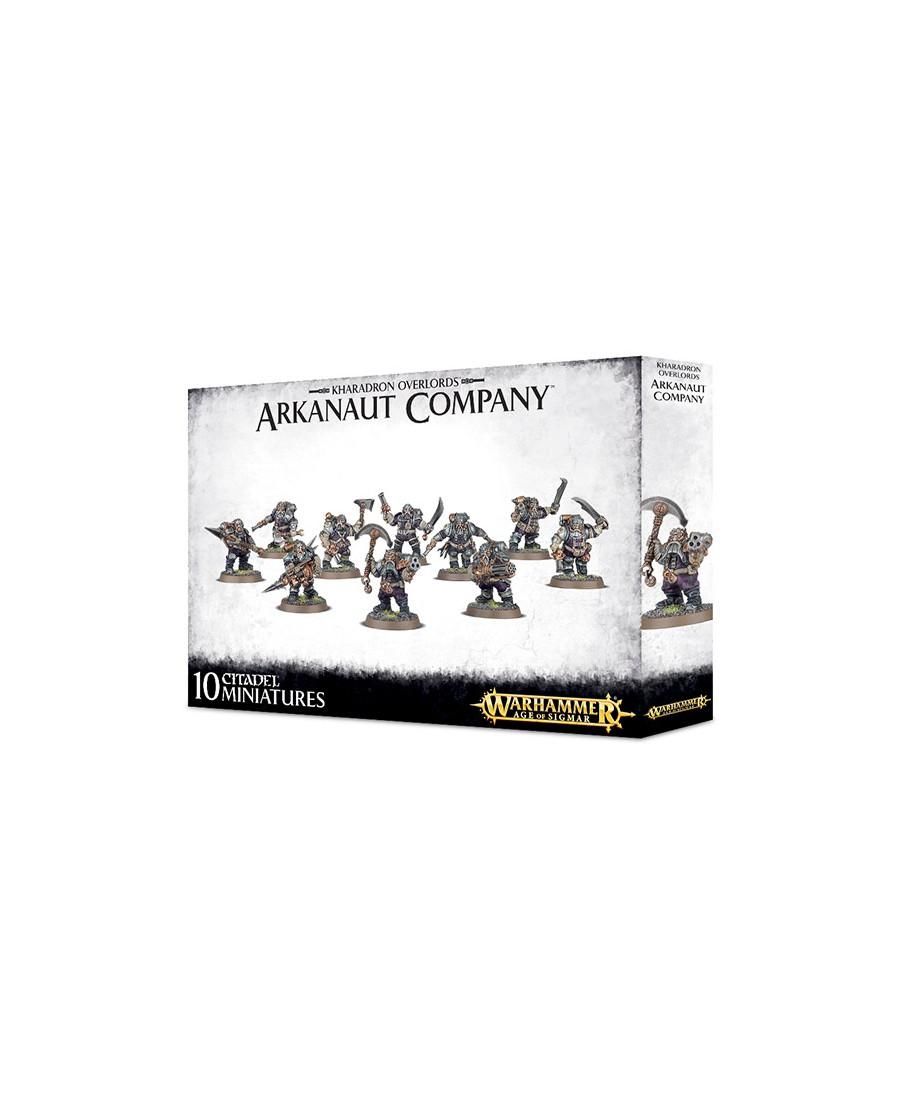 Kharadron Overlords : Arkhanaut Company