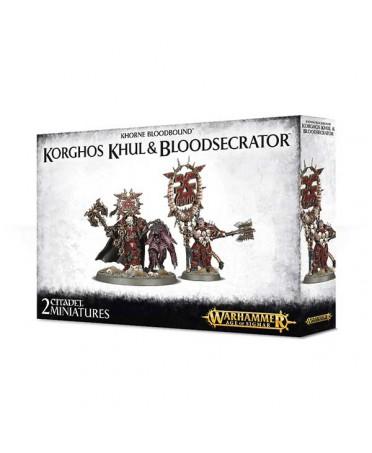 Korghos Khul and Bloodsecrator