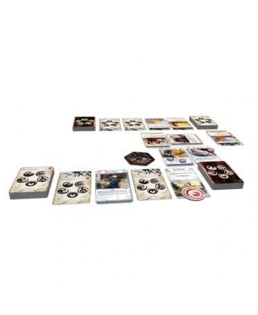 La Legende des Cinq Anneaux - Le jeu de cartes