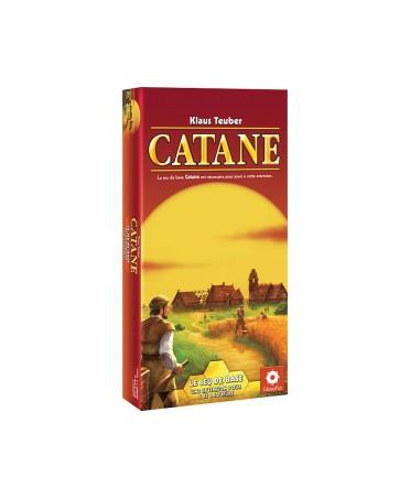 Les colons de Catane - Extension 5 et 6 joueurs
