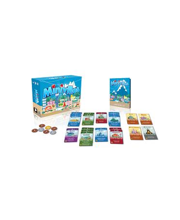 Minivilles (VF) - Moonster Games