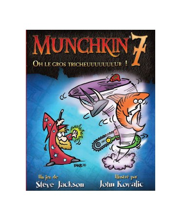 Munchkin 7 : Oh le Gros Tricheur !