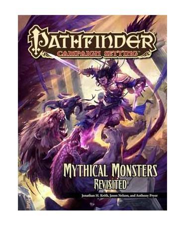 Pathfinder - Mythological Monsters Revisited