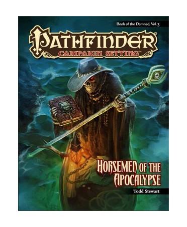 Pathfinder - Horsemen of the Apocalypse