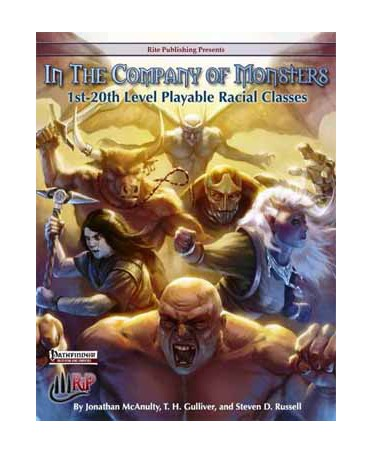 Pathfinder - In the Company of Monsters