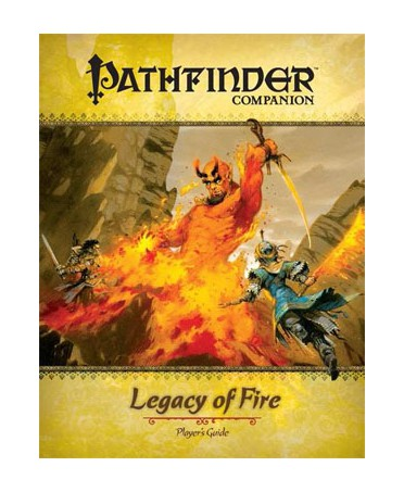 Pathfinder Companion - Legacy of Fire Player's Guide