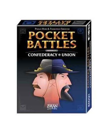 Pocket Battles - Confederacy vs Union (VO)