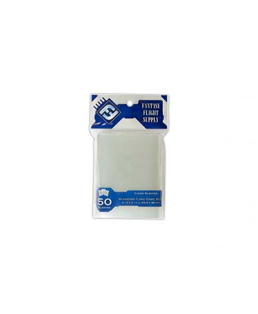 Protège Cartes: Standard Card Game Sleeves 63.5mm X 88mm