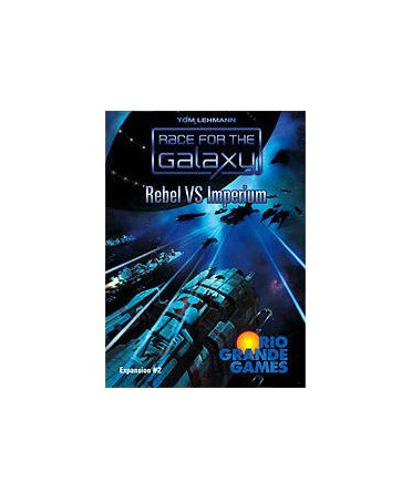 Race for the Galaxy - Rebelles contre Imperium (VF)