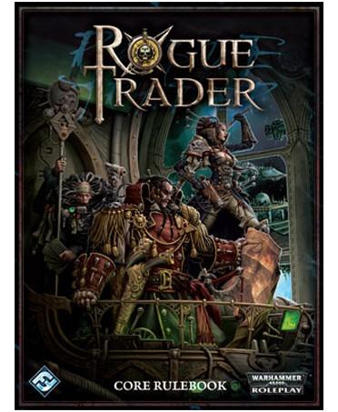 Rogue Trader - Core Rulebook