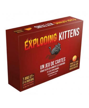 Exploding Kittens (VF)
