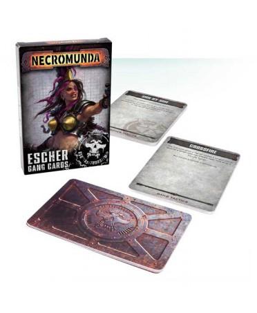 Escher Gang Cards (VF)