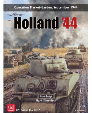 Holland'44 : Operation Market-Garden 2017 (VO)