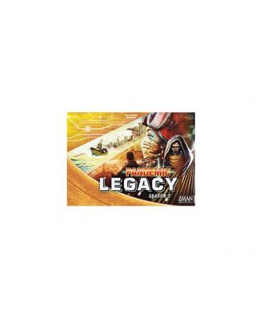 Pandemic Legacy - Saison 2 - Boite Jaune