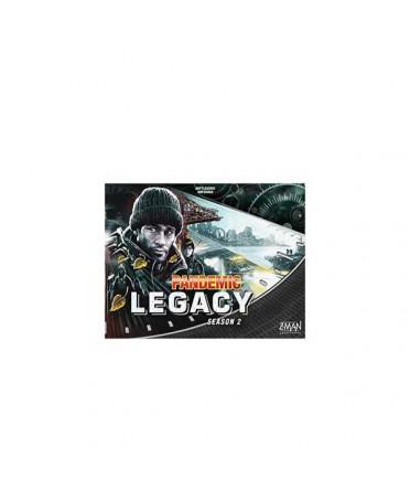 Pandemic Legacy - Saison 2 - Boite Noire