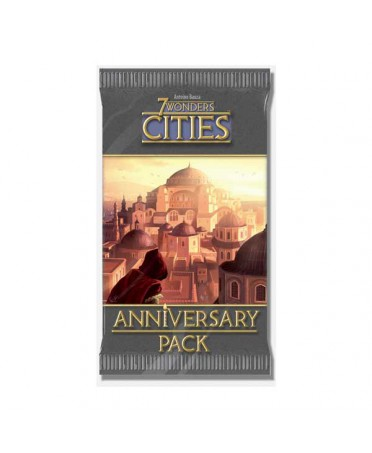 Booster: 7 Wonders Cities - Anniversary Pack VF