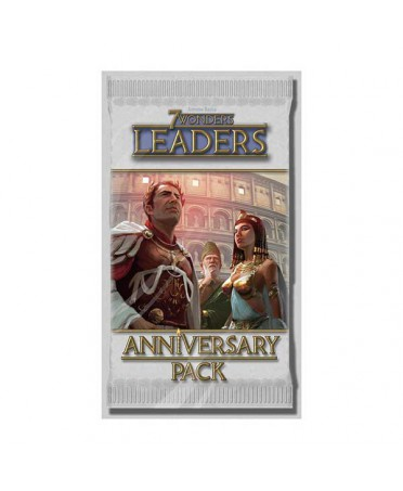 Booster: 7 Wonders - Leaders - Anniversary Pack