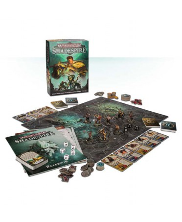 Warhammer Underworld : Shadespire VF