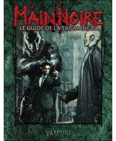 Vampire: La main noire : Guide de la Tal'Mahe'Ra
