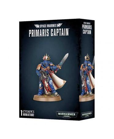 Space Marines: Primaris Captain