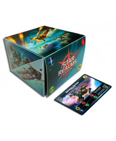 Star Realms - Flip box