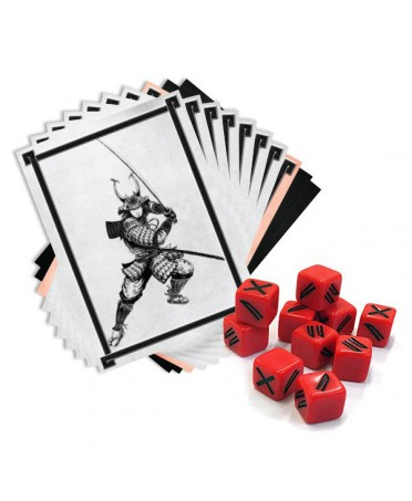 Test of Honour : dice & cards expansion