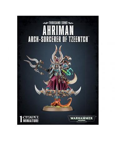 Thousand sons : Ahriman Arch-Sorcerer of Tzeentch