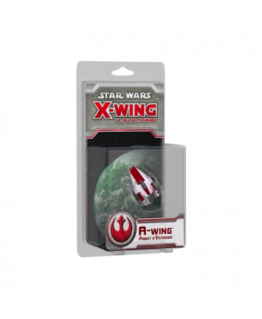 star wars x-wing : extension A-wing (boite)