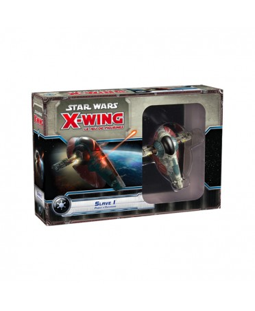 Star wars x-wing : Extension Slave 1 - Boite