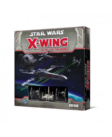 x-wing : boite de base